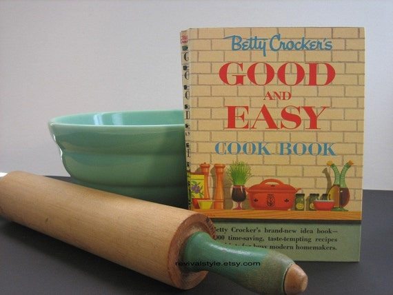Betty Crocker's Good and Easy Cook Book, 1954