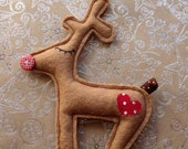 Rudolph Reindeer Decoration