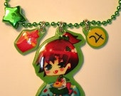 Sailor Jupiter keychain