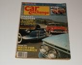Vintage Car Exchange Magazine April 1982 - Camaro Packard Corvair Vintage Want Ads