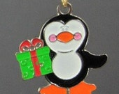 Adorable Penguin Holiday Earrings