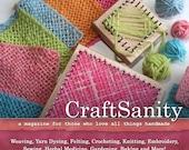 CraftSanity Magazine Issue 6 Print Edition