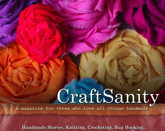 CraftSanity Magazine Issue 2 Print Edition