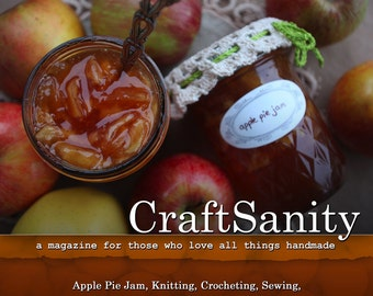 CraftSanity Magazine Issue 4 Print Edition