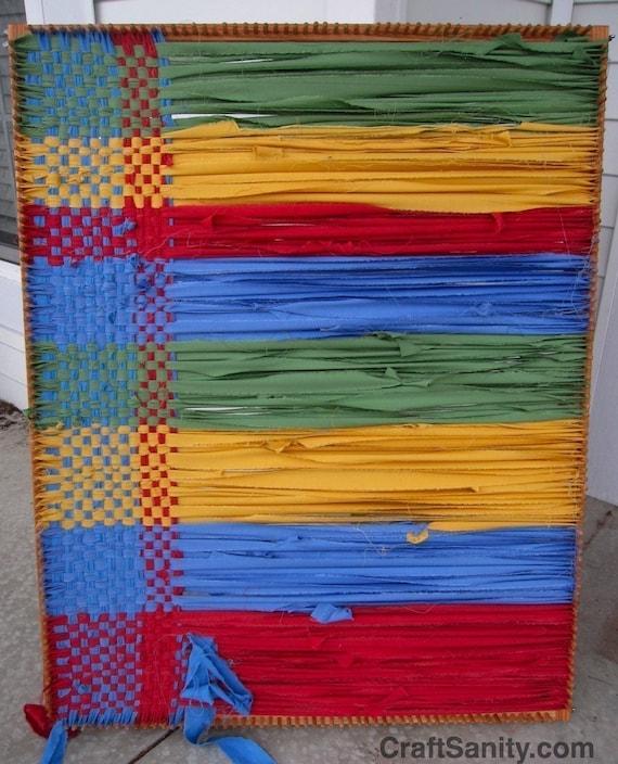 CraftSanity Rug Loom