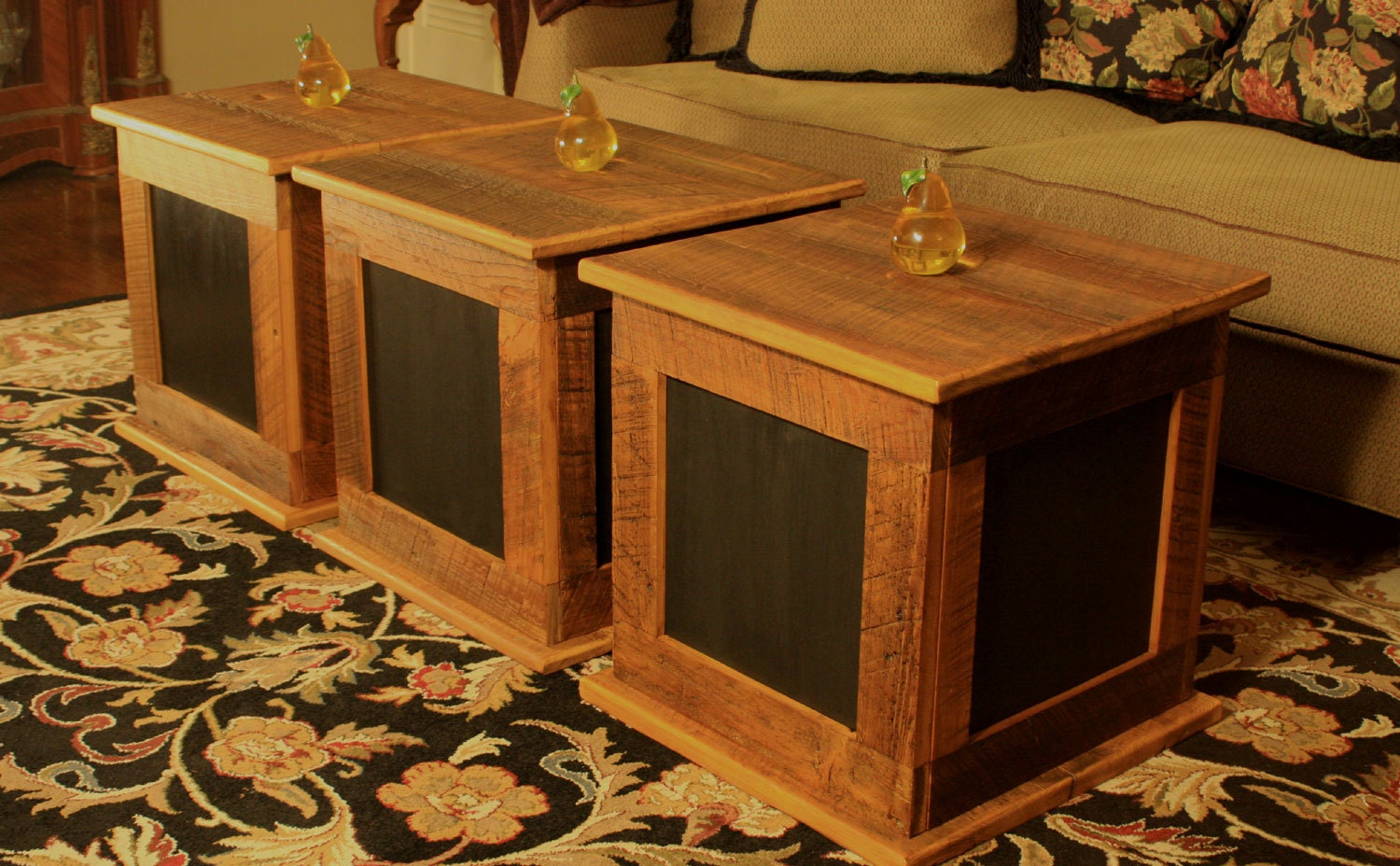 Storage Cube Coffee Table Bunching Table Storage Coffee