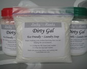 22cups - DIRTY GAL Eco Friendly Laundry Soap - Fresh and Clean Scent