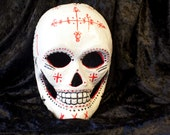 Legba Skull Mask