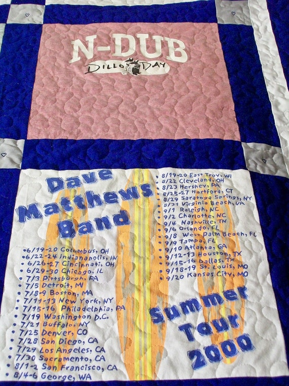 T Shirt Quilt Pattern Book : Tshirt Quilt Pattern PDF - E-Book - How to Make a T-Shirt Quilt - Queen Size from quiltsbykandy ...