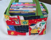 Childrens Bag for DVDs, Books or Toys