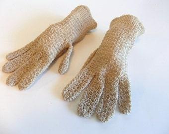 Ladies Vintage Gloves