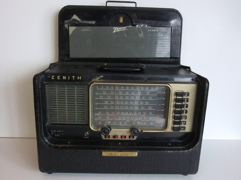 Vintage shortwave radio reviews