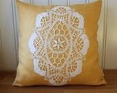 summer garden -pillow cover, no 10