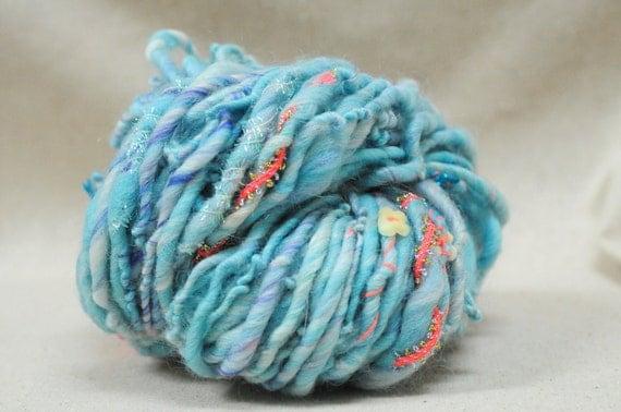 SALE Knit Collage Gypsy Garden Mermaid Cafe Yarn