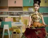 Thanksgiving Barbie Fine Art Photograph