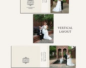 Classic  wedding Image Box template for photographers