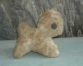 On Sale Antique Well Loved Stuffed Mini Animal
