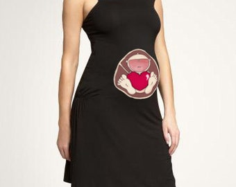 Love My Baby in Belly. DIY. Maternity Shirt. Apply To Any Shirt. Instant Download. Digital File