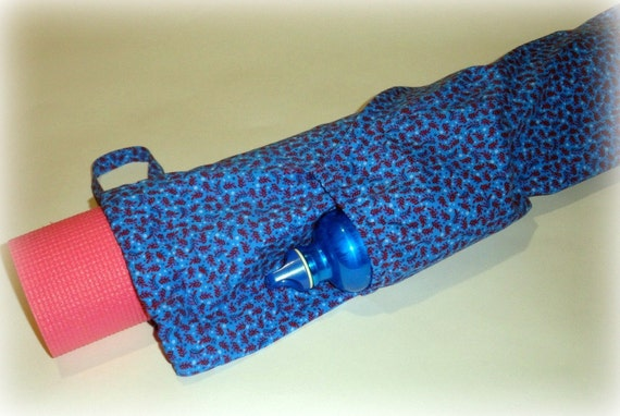Yoga Mat Bag Pattern Sewing Pattern Easy To Sew Pattern For