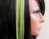 Frankengreen Human Hair Extensions - 12 inch