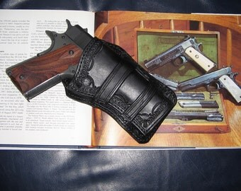 MADE TO ORDER 1911 Mexican Loop holster