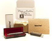 The Musical Combo 8GB Play Harmonica Kit, Musical Instrument, Unique USB