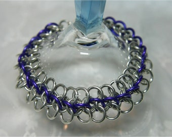Wolfweave Chainmaille Bracelet