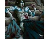 Ronin Vampire - Print (8x10)