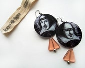 SHAKESPEARE'S DOUBT EARRINGS