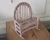 American Girl Doll Twig  Settee...Come Sit A Spell..