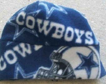 Dallas Cowboys NFL Football Fleece Hat