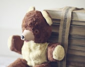 RESERVED vintage teddy bear