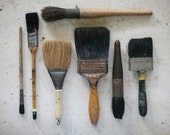 paint brush collection