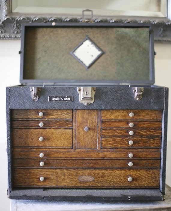 Gerstner Machinists Tool Chest (Reserved)