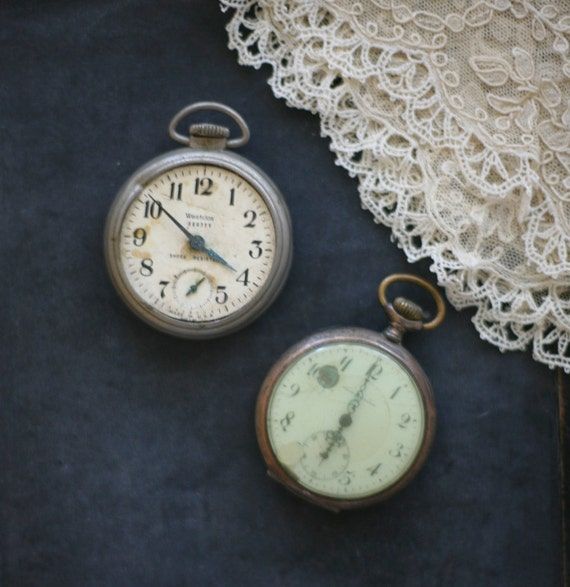 pocket watch pair