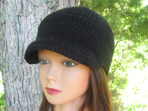 Woman's Newsboy Cap in your color choice