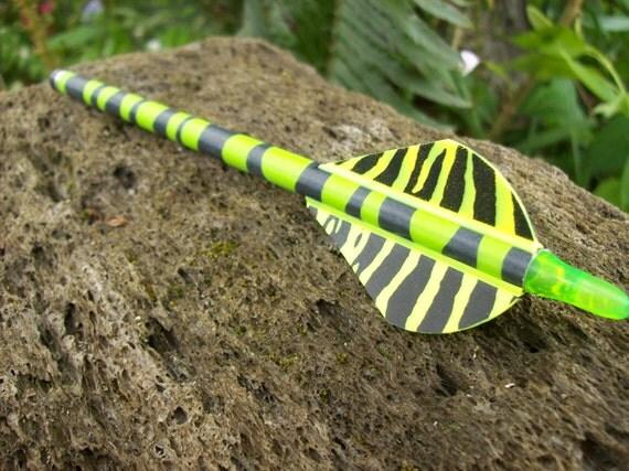 Hair Stick a carbon fiber real arrow