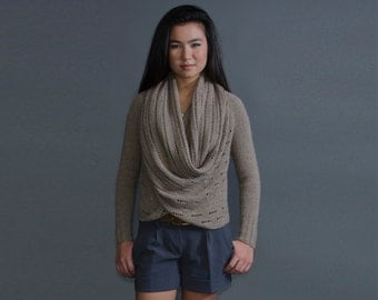 Setsuko Cardigan PDF Knitting Pattern Instant Download