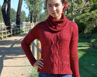 Kiko PDF Knitting Pattern Instant Download