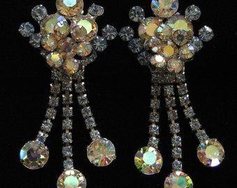 Gorgeous Delizza and Elster (D and E, Juliana) Verified Earrings