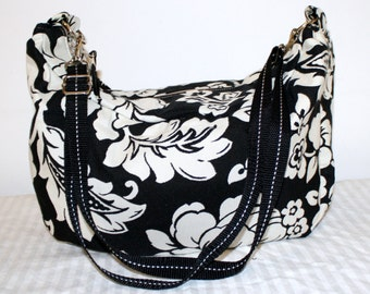 Hobo  hippie black and white bag and more -..SALE
