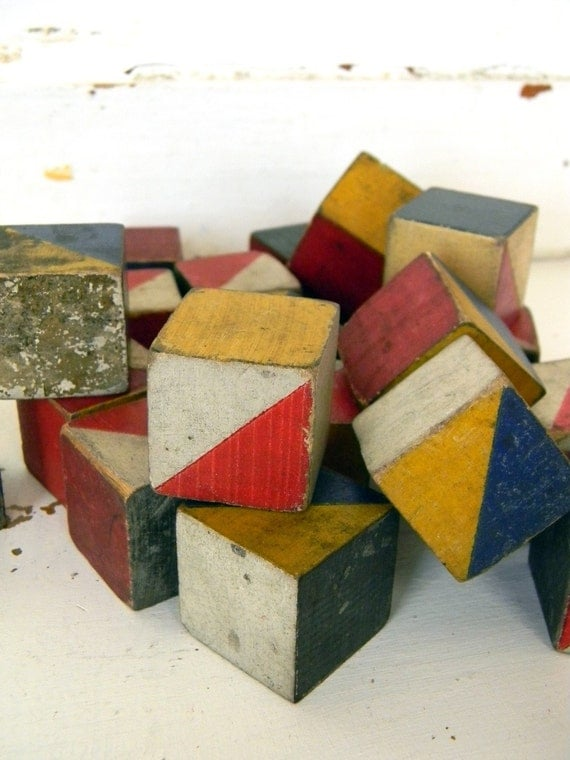 antique small blocks