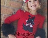SHAGGIES Black Removable Fur Cuffs Boutique LEMONLIME