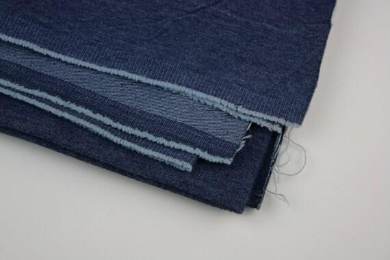Vintage Fabric Cotton Denim Medium Weight