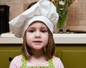 Chef Hat Children Child White Baking Hat Photographer Prop