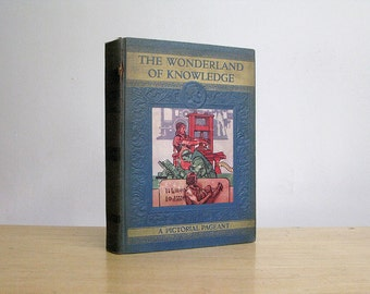 Antique Wonderland of Knowledge Encyclopedia Volume IV