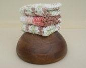 Crochet Dishcloths or Washcloths - Desert Sands