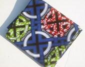 African Wax Print Fabric - XOXO - Listing for 1 Yard
