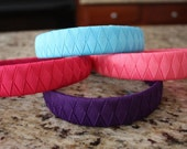 1 Inch Woven Headband  you pick the color