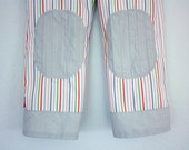 Perfect Pants... Flat front dress pants in happy spring colors for the little cool boy.. ready to ship 4T